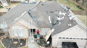 Before & After Roof Replacement in Humble, TX (2)